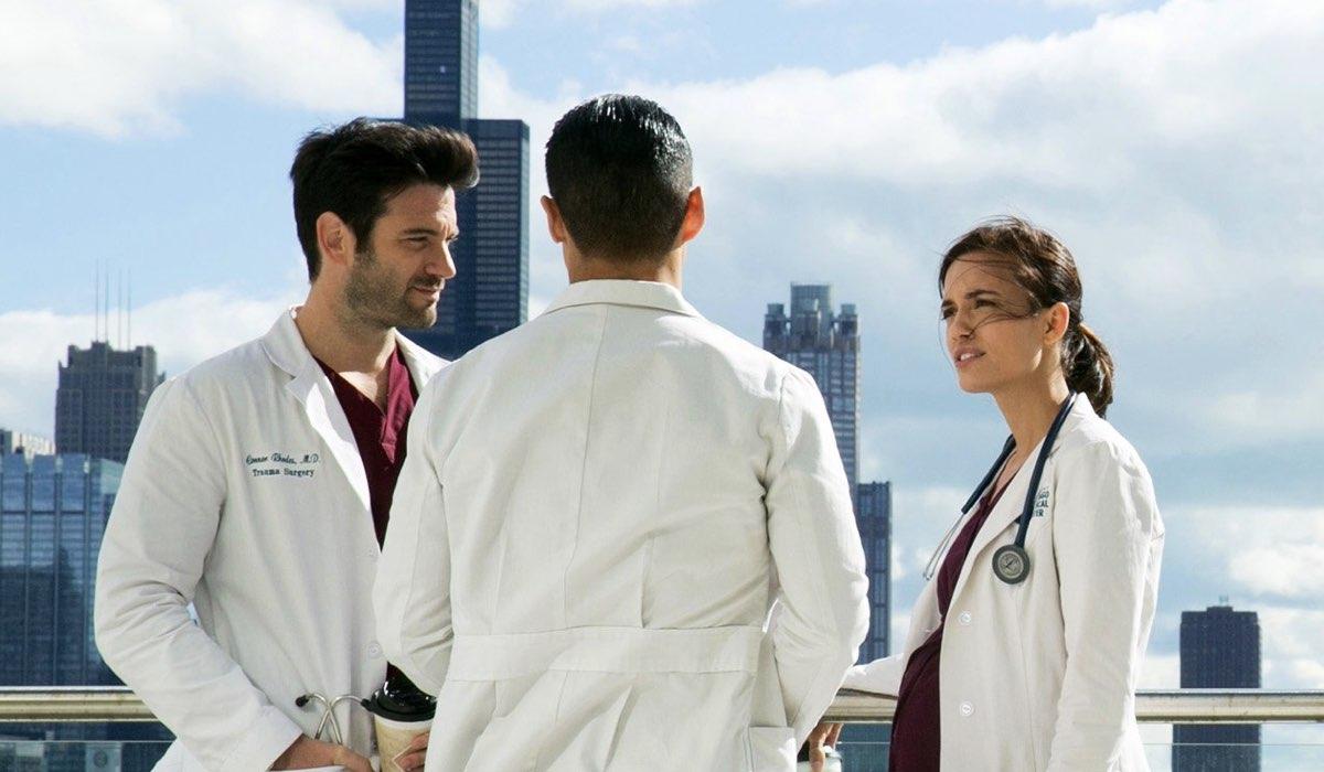 Chicago Med arriva in Italia in prima visione in chiaro dal 1 agosto 2017 su Italia 1 foto in allegato a CS 31 luglio 2017 Credits Mediaset