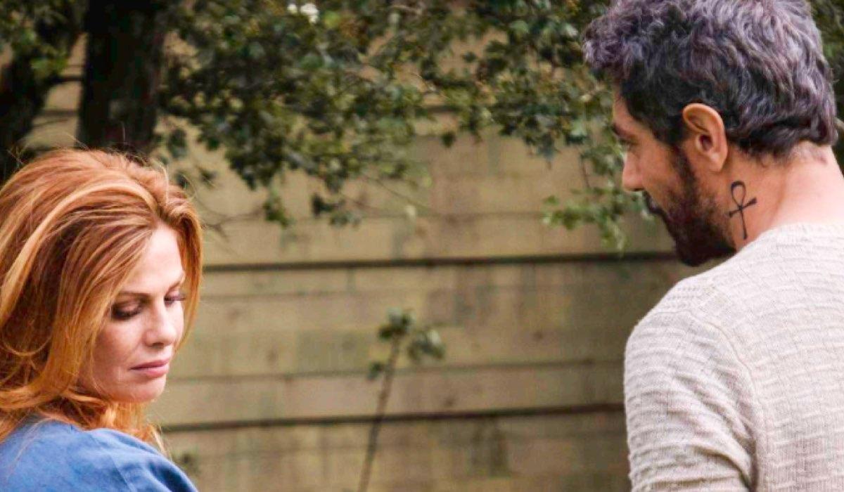 Come una madre fiction RAI con Vanessa Incontrada e Giuseppe Zeno Credits RAI