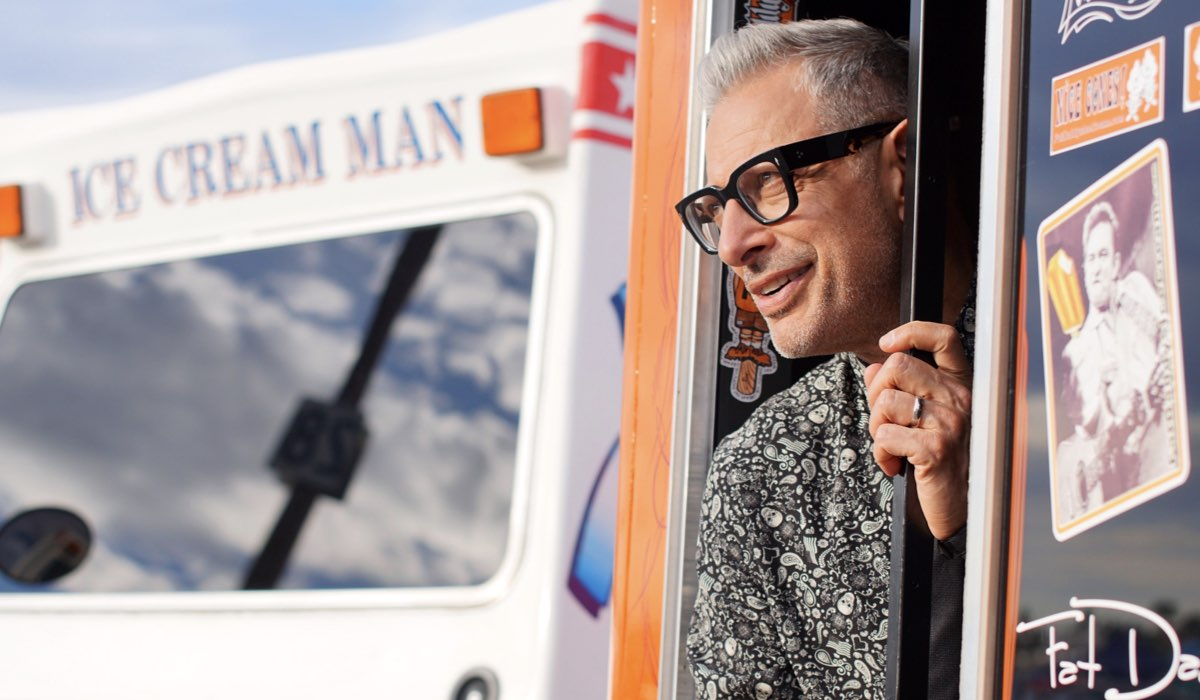 Disney+ in Italia dal 24 marzo 2020, qui una scena di The World According to Jeff Goldblum che è tra i titoli in catalogo Credits Disney+