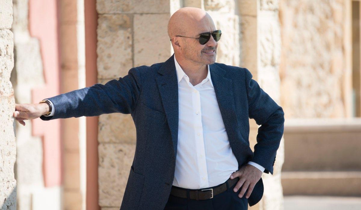 Il Commissario Montalbano 2020 Salvo Amato Livia Mia con Luca Zingaretti che il commissario Montalbano Credits foto di Duccio Giordano e RAI