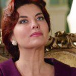 Il Paradiso delle Signore 4 Adelaide di Sant'Erasmo interpretata da Vanessa Gravina, qui nella puntata 63 Credits RAI