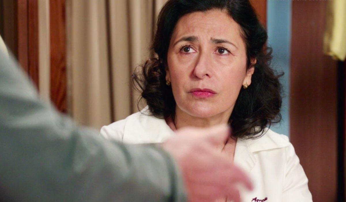 Il Paradiso delle Signore 4 Agnese Amato interpretata da Antonella Attili nella puntata 79 Credits RAI