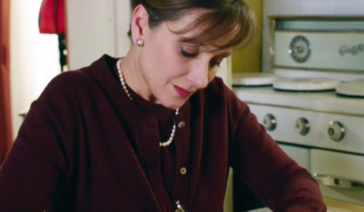 Il Paradiso delle Signore 4 Silvia Cattaneo interpretata da Marta Richeldi nella puntata 84 Credits RAI