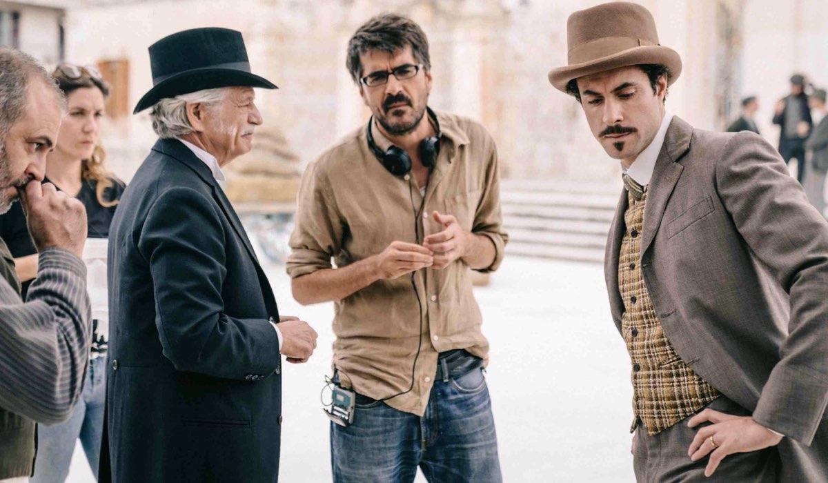 La concessione del telefono film diretto da Roan Johnson e interpretato da Alessio Vassallo Credits Nexo Digital e RAI
