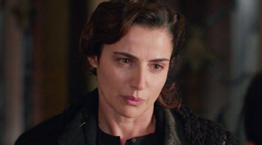 La vita promessa stagione 1 episodio, qui Luisa Ranieri nei panni di Carmela Carrizzo Credits RAI