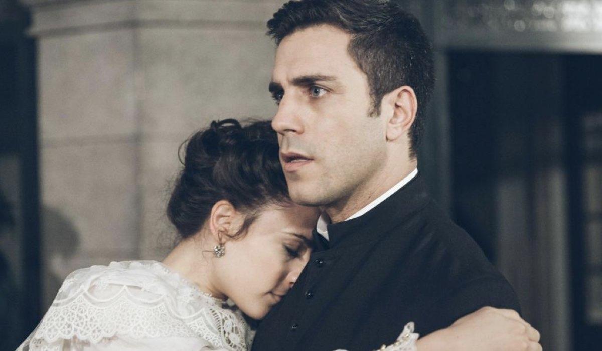 Lucia e Telmo in Una Vita Credits Mediaset