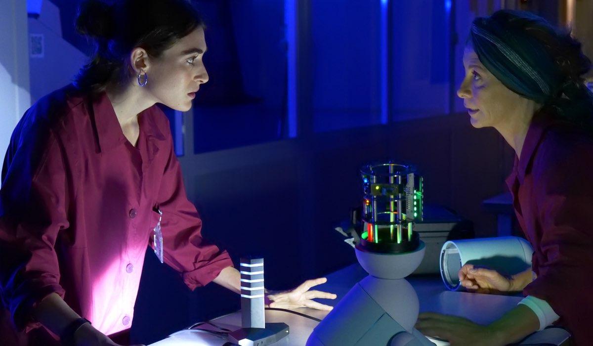 Mai Scherzare con le stelle con Pilar Fogliati nel ruolo di Ines nel primo film del ciclo Purchè Finisca Bene 4 Credits RAI e Pepito Produzioni