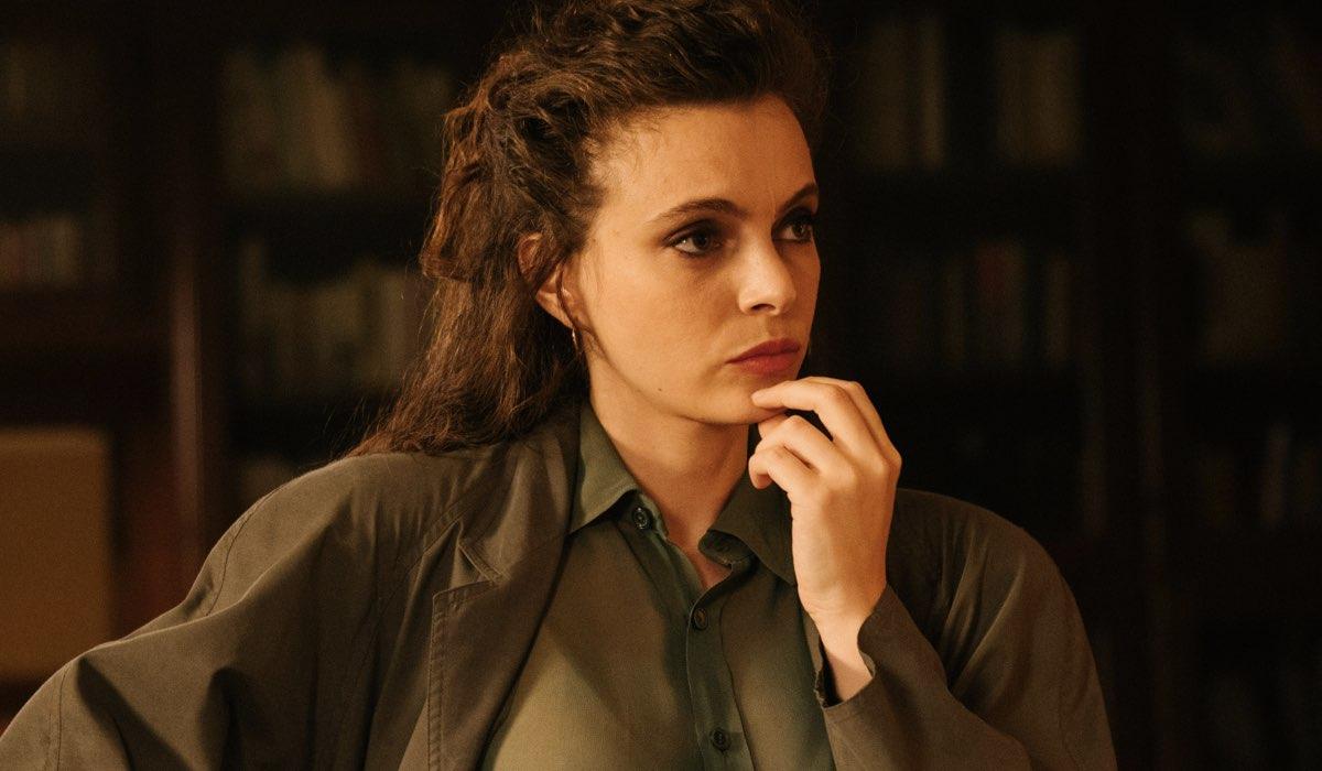 Miriam Dalmazio ne Il Cacciatore 2 stagione Credits RAI