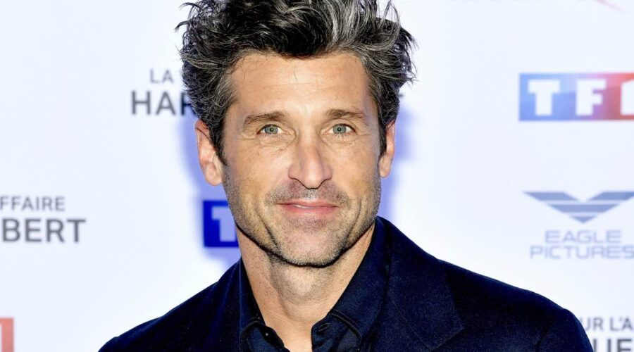 Patrick Dempsey GettyImages