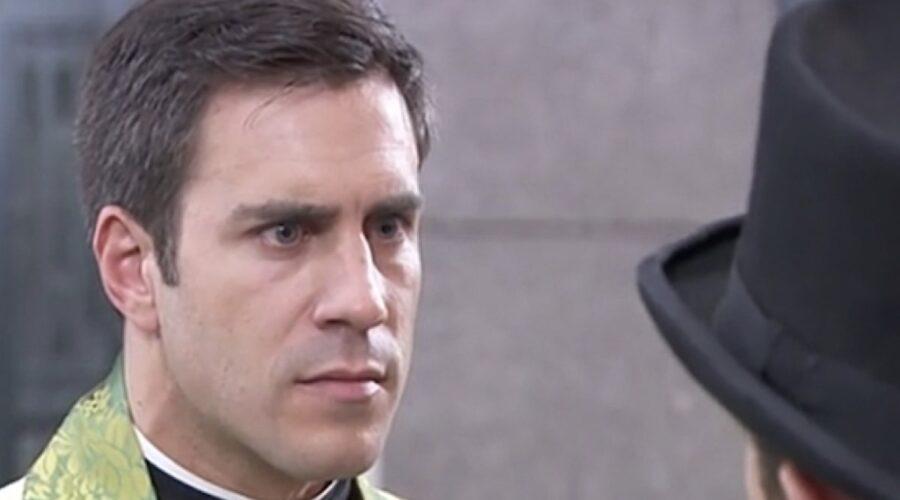 Telmo in Una vita soap opera spagnola Credits Mediaset