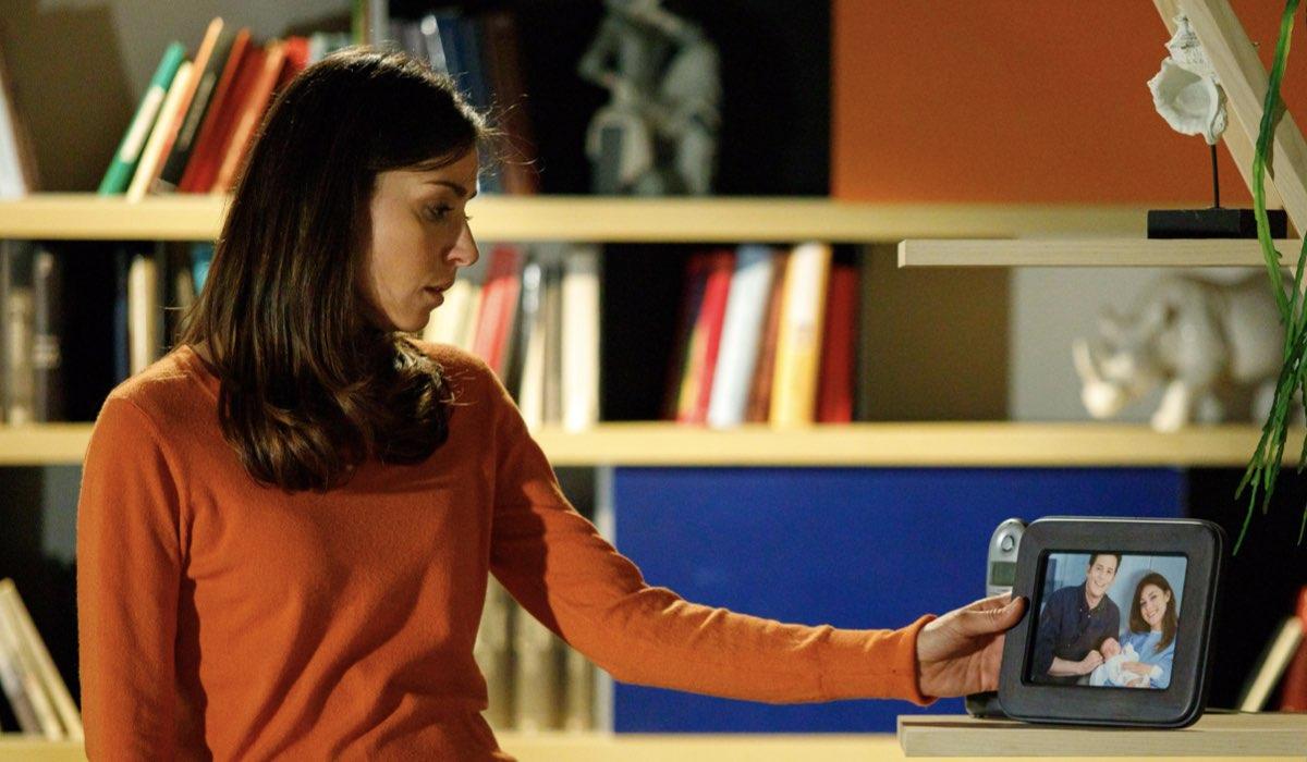 Un Posto al Sole Serena in una scena della soap Credits RAI