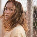 Yvonne Strahovski nei panni di Sofie Werner in Stateless. Credits Ben King e Netflix