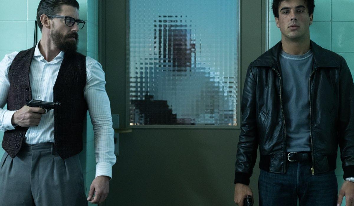Adrian Lastra e Oscar Casas In