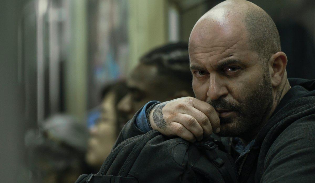 Lior Raz (Segev Azulai) In Hit And Run. Credits: Jojo Whilden/Netflix