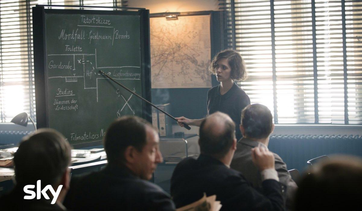 Babylon Berlin 3 stagione, qui una scena del quarto episodio Credits SKY