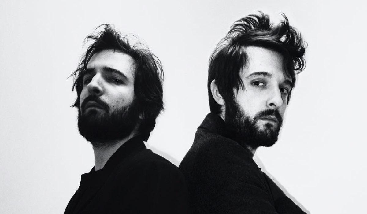 Sky Studios Italia: da sinistra i fratelli Fabio e Domenico D'Innocenzo. Ph Credits Fratelli D'Innocenzo