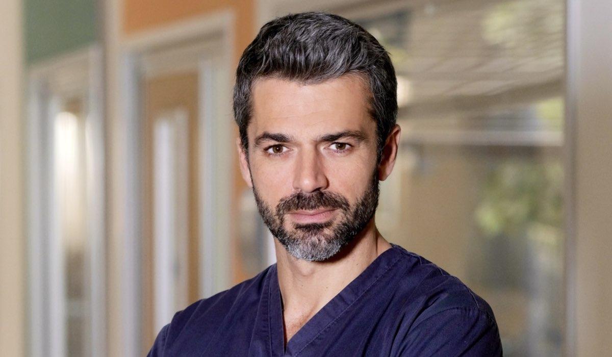 Doc - Nelle tue mani Luca Argentero nei panni di Andrea Fanti Credits RAI