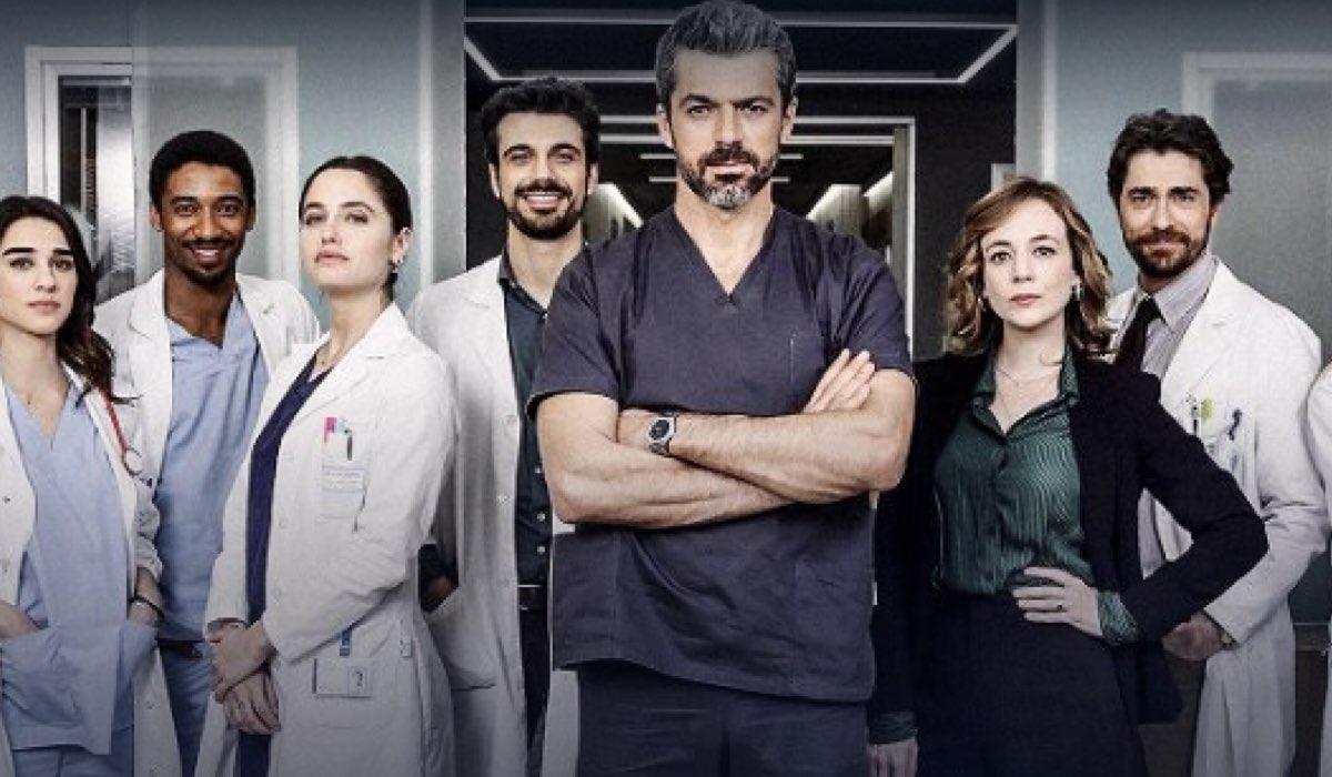 Doc - Nelle tue mani cast della fiction in partenza su Rai Uno dal 26 marzo 2020 Credits RAI