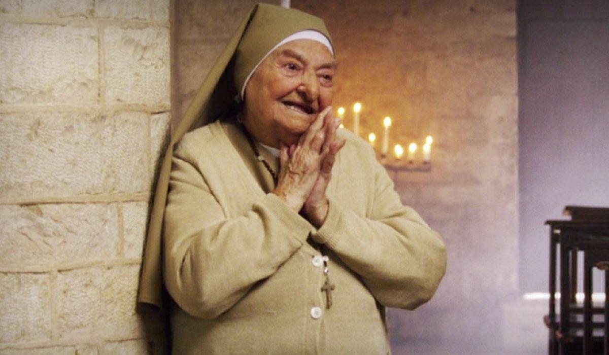 Don Matteo 12 Suor Luciana nella puntata 8 Credits RAI