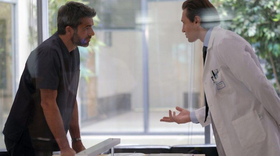 Foto di scena della fiction Doc- Nelle tue mani, Credits RAI