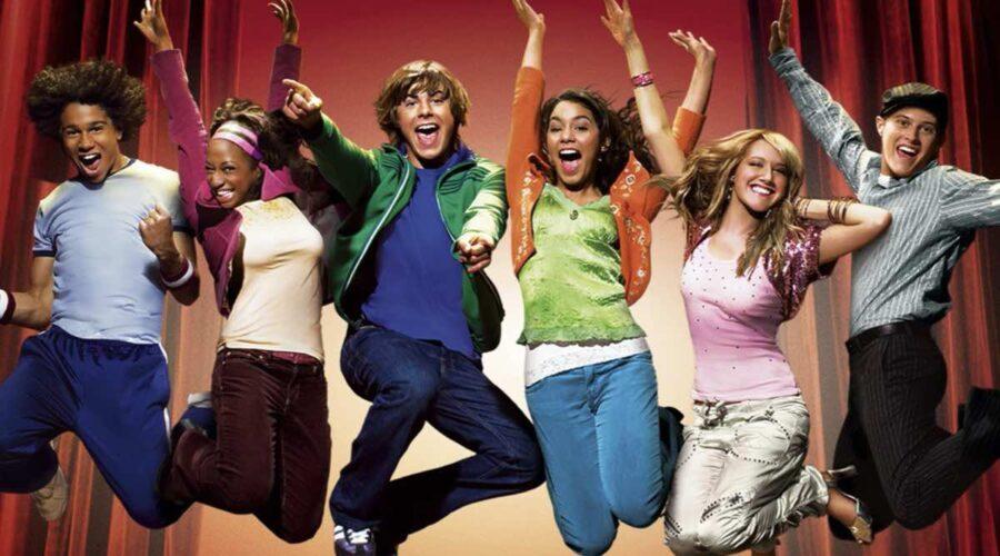 High School Musical film credits Disney Channel