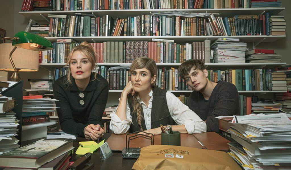 LOVE & ANARCHY serie Netflix uscita, trana, news