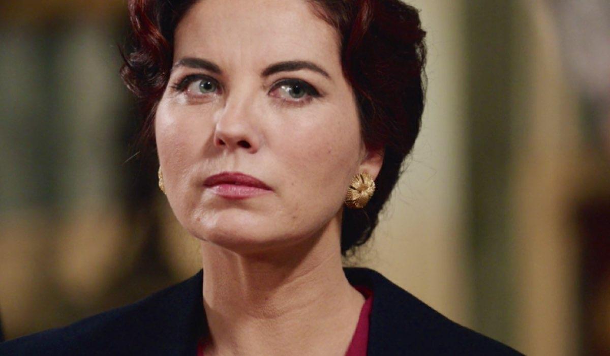 Il Paradiso delle Signore 4 Adelaide di Sant'Erasmo interpretata da Vanessa Gravina nella puntata 91 Credits RAI