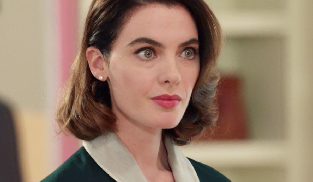 Il Paradiso delle Signore 4 Clelia Calligaris interpretata da Enrica Pintore, qui nella puntata 85 Credits RAI