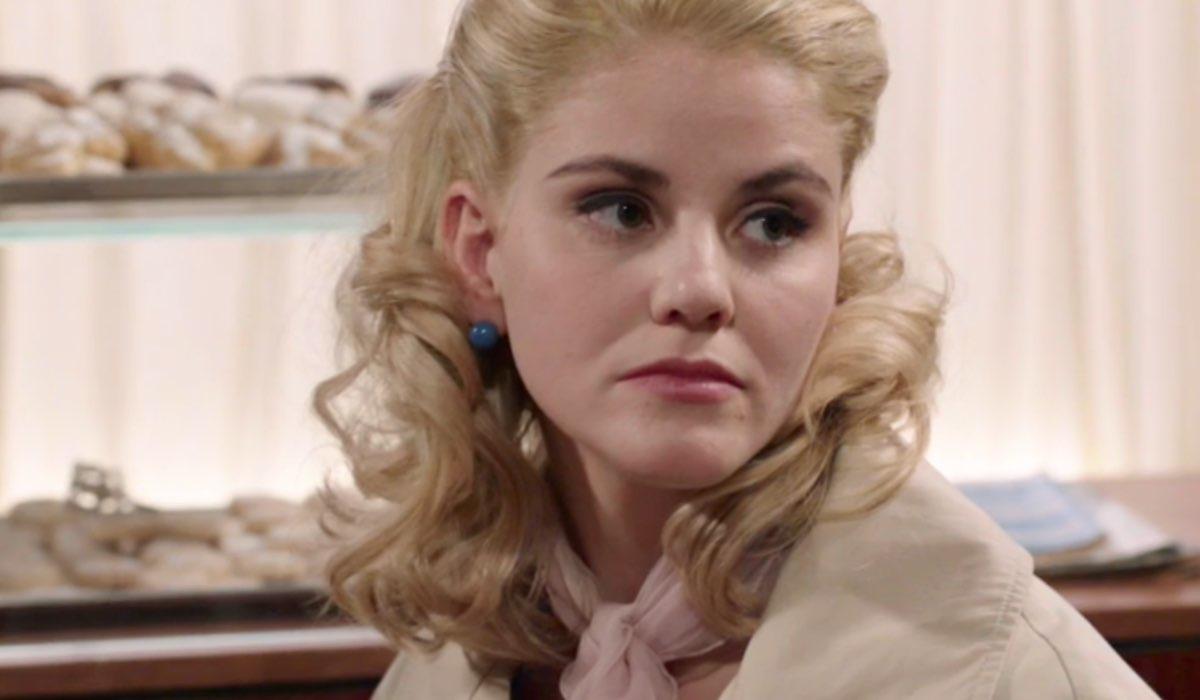 Il Paradiso delle Signore 4 Laura Parisi interpretata da Arianna Montefiori Credits RAI