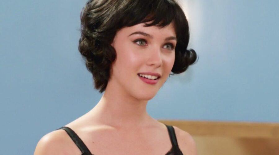 Il Paradiso delle Signore 4 Marina Fiore interpretata da Ludovica Coscione, qui nella puntata 17 Credits RAI