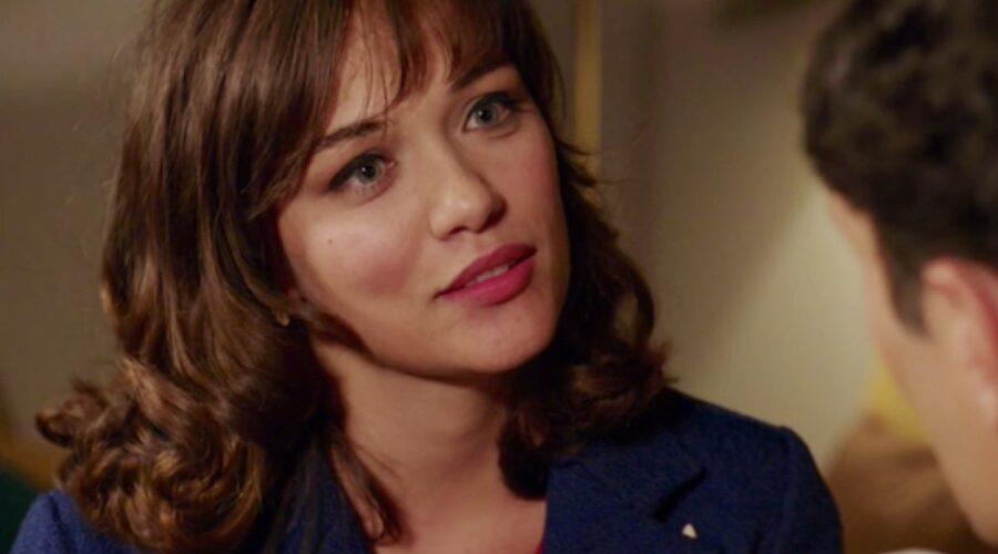 Il Paradiso delle Signore 4 Marta Guarnieri interpretata da Gloria Radulescu, qui in una puntata del primo blocco della stagione Credits RAI
