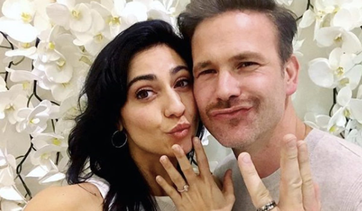Kiley Casciano Davis e Matt Davis foto matrimonio credits Instagram @kileycascianodavis