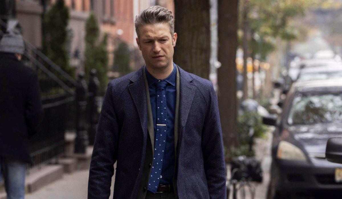 Law & Order 20 PETER SCANAVINO interpreta DOMINICK CARISI nella puntata 12 Credits Universal e Mediaset