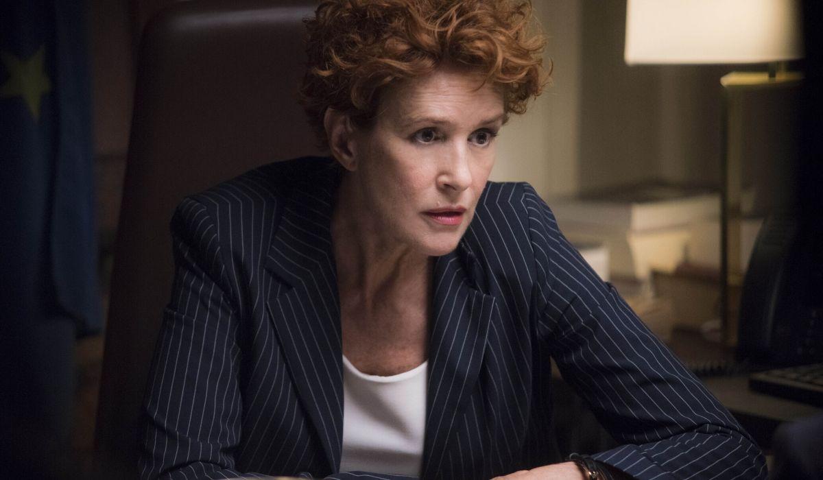 Lucrezia Lante della Rovere è Giuditta nella fiction Bella da morire, Credits Maria Marin e Rai