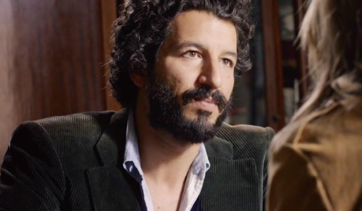 Maltese Il romanzo del commissario Francesco Scianna interpreta Mauro Licata, qui nella quarta puntata Credits RAI