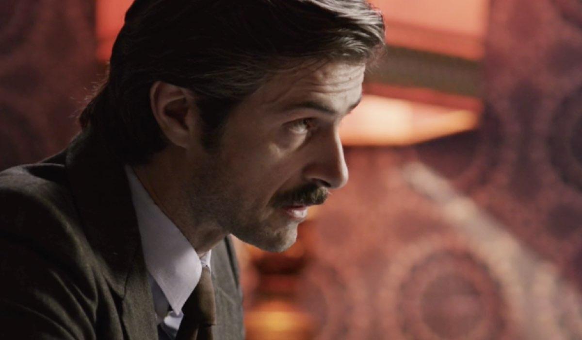 Maltese Il romanzo del commissario Kim Rossi Stuart interpreta il commissario Dario Maltese, qui nella quarta puntata Credits RAI
