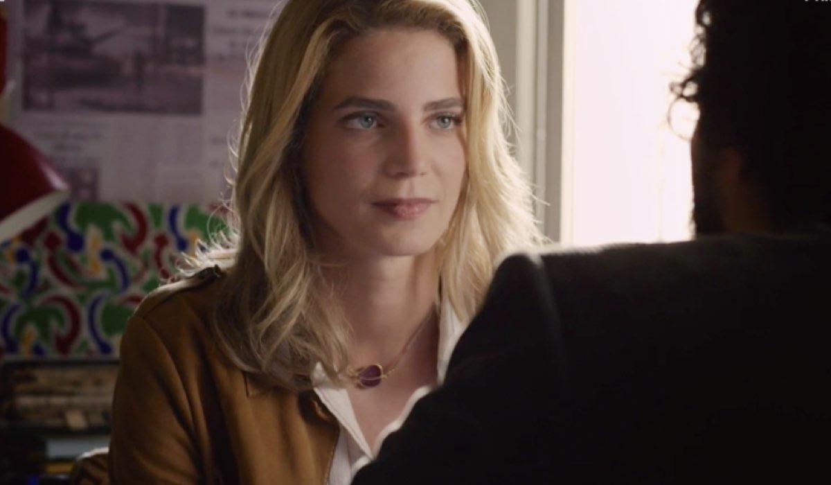 Maltese Il romanzo del commissario Rike Schmid interpreta Elisa Ripstein, qui nella quarta puntata Credits RAI