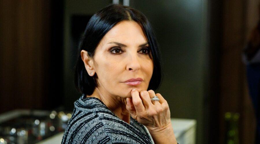 Marina in Un Posto al sole soap opera italiana, Credits Rai
