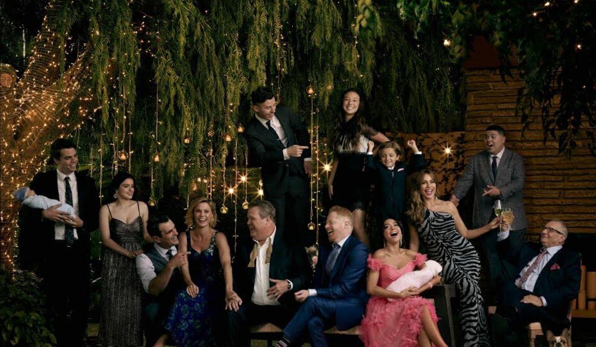 Modern Family 11 stagione Credits Fox