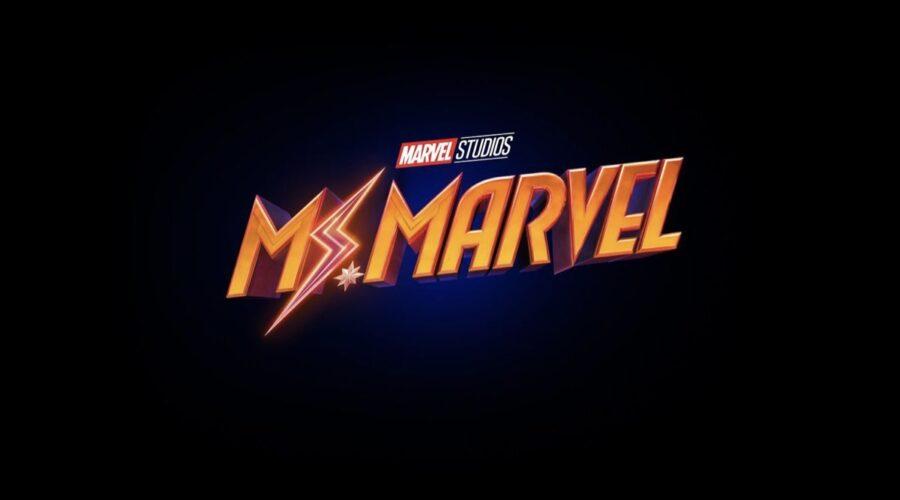 Ms Marvel title card. Credits: Marvel Studios.