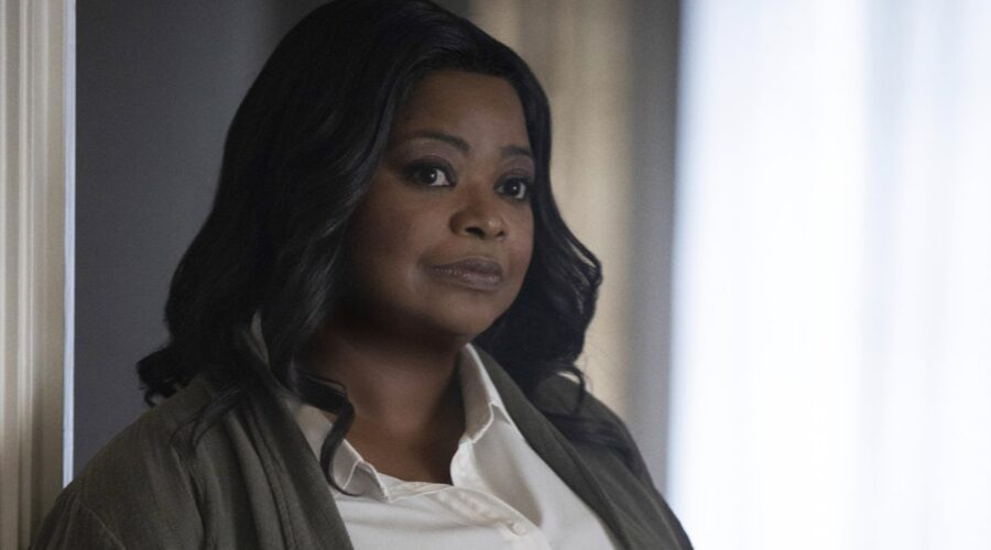 Octavia Spencer in Truth Be Told. Credits Apple TV+