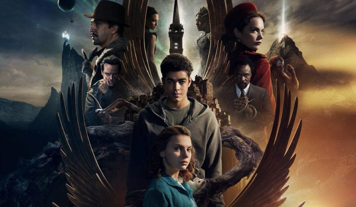 Poster di His Dark Materials 2 Queste Oscure Materie. Credits: HBO via Sky Italia.
