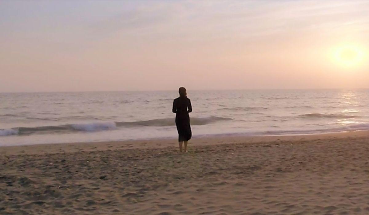 Scena finale de La vita promessa 2 stagione, Credits Rai