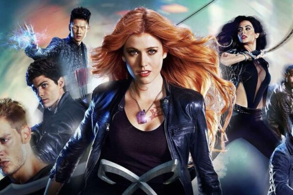 Shadowhunters serie tv credits Freeform