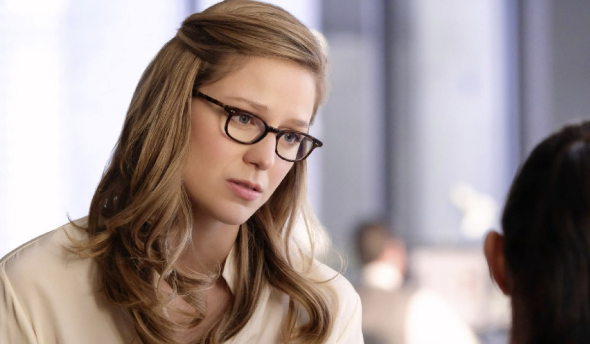 Supergirl 4 MELISSA BENOIST nei panni di KARA DANVERS - KARA ZOR-EL - SUPERGIRL nella prima puntata della stagione Credits Warner, The CW e Mediaset