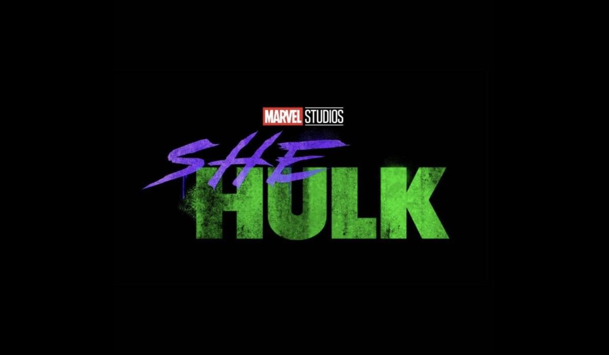 Title Card di She Hulk serie tv. Credits: Marvel Studios/Disney Plus.