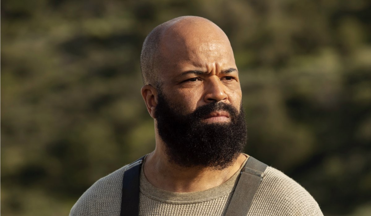 Westworld 3 Bernard Lowe interpretato da Jeffrey Wright Credits SKY