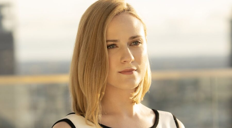 Westworld 3 Dolores Abernathy interpretata da Evan Rachel Wood Credits SKY