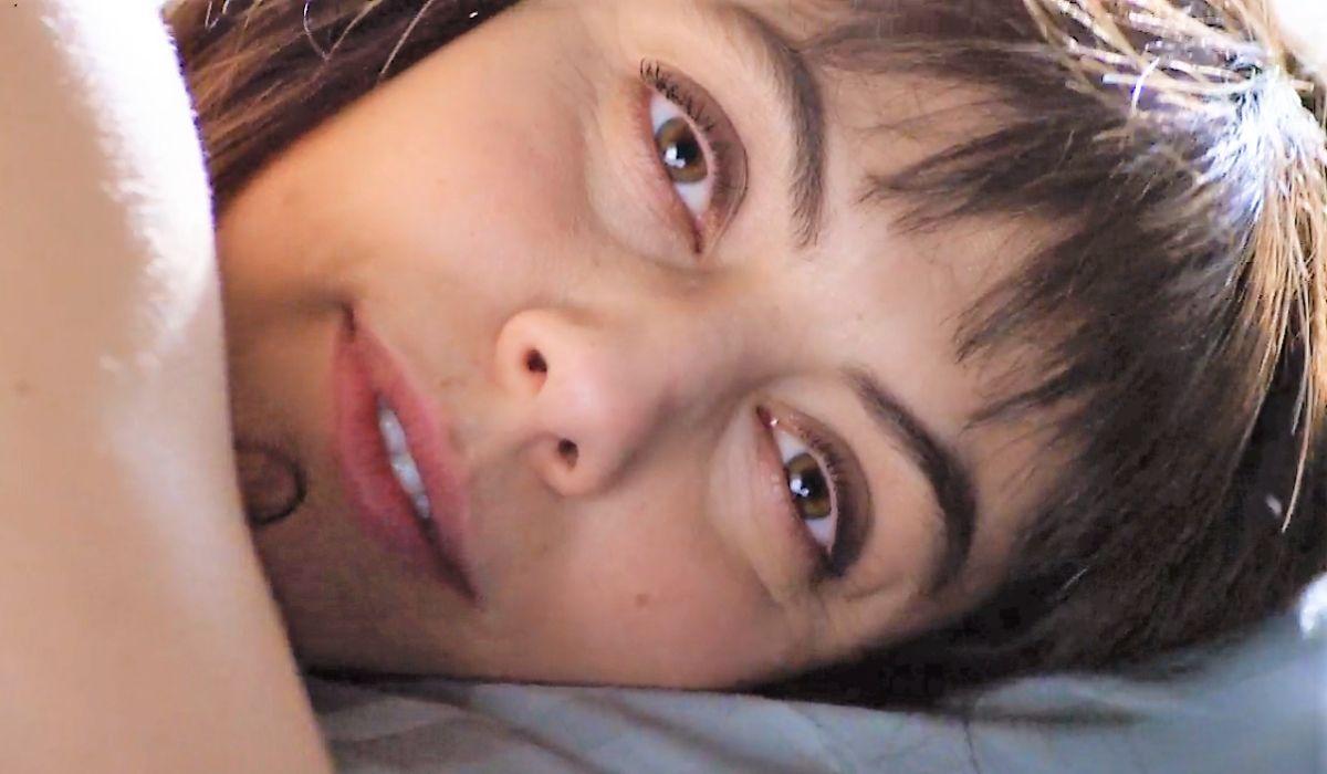 Alessandra Mastronardi nella fiction L'Allieva 2, Credits RAI