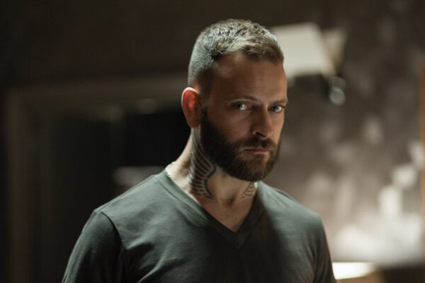 Alessandro Borghi nei panni di Aureliano in Suburra La Serie. Credits Netflix